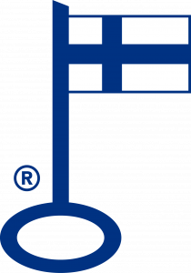 avainlippu sininen rgb