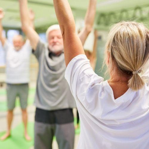 ulkoilu ja muu fyysinen aktiivisuus